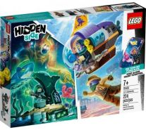 LEGO Hidden Side™ - J. B.'s U-Boot 70433