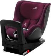 Britax Römer - Swingfix i-Size Kindersitz - Burgundy Red Kollektion 2019