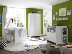 Babyzimmer-Set LUISA 4tlg