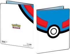 Pokemon 85452 4-Pocket Portfolio
