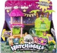 Spin Master 6044052 (20100283) - Hatchimals - CollEGGtibles Tropical Party Spielset