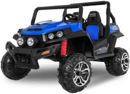Kidcars Kinder Elektroauto Golfcart 2x105W Blau