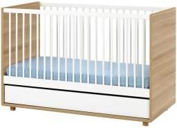 Vox 'Evolve' Kombi-Kinderbett weiß / natur