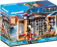 Playmobil Pirates 70506 Spielbox ''Piratenabenteuer'', 53 Teile, ab 4 Jahren