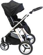 Klippan Firstline Kinderwagen Black