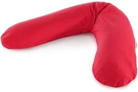 Theraline Das Original Stillkissen Jersey Bezug 24 Uni Rot