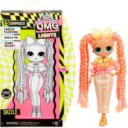 MGA Entertainment L.O.L. Surprise OMG Doll Lights Series- Dazzle Spielfigur