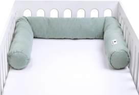Zöllner Jersey Nestchenschlange 180cm Terra grün