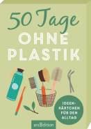 ars Edition 50 Tage ohne Plastik. Ideenkärtchen für den Alltag
