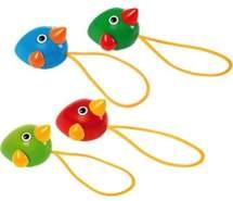 Brio Nachzieh-Vögelchen, zufällige Farbauswahl