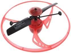 infrarot UFO-Drohne rot
