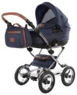 knorr baby - Classic Premium - Kombikinderwagen - Grau (3293-3)