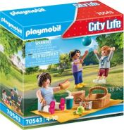 Playmobil® City Life 70543 'Picknick im Park', 18 Teile, ab 4 Jahren