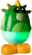 Besttoy - Nachtlicht mit Projektor - grüner Drache