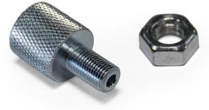 Burley Adapter Burley für Std Kupplung, QR/Schnellspanner