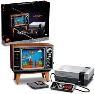 LEGO Super Mario 71374 'Nintendo Entertainment System™', 2646 Teile, ab 18 Jahren, tolles Modell der originalen NES-Konsole, lässt Kindheitserinnerungen wach werden
