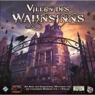 Asmodee Villen des Wahnsinns 2. Edition - Grundspiel 2020, Dungeon Crwaler, Deutsch