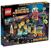 LEGO DC Universe Super Heroes - Joker-Land 76035