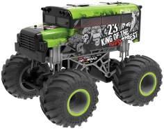RC Big Wheel King grün 1:16 2. 4 GHz RTR Monstertruck