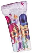 Luftmatratze Shimmer and Shine junior 55 x 105 cm weiß