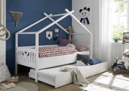 Bega 'Leonie' Hausbett, 90x200 cm, mit Bettliege