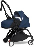 Babyzen YOYO 0 Neugeborenen-Set/Newborn Pack Air France navy blue