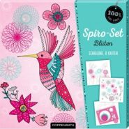 Spiro Set Blüten