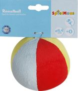 Spielmaus Baby Glockenball Ø 11cm, W135xH66mm