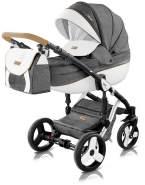 Milu Kids Kombikinderwagen 2in1 Starlet Plus graphite