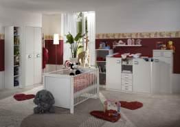 Babyzimmer-Set JALTA 4tlg Komplettset