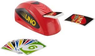 Mattel 'UNO Extreme' Kartenspiel, ab 7 Jahren, für 2-10 Spieler geeignet