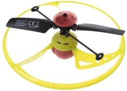 infrarot UFO-Drohne grün