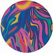 wasser-Frisbee-Farben Wingman 15 cm Silikon