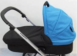 Klippan Firstline Babywanne Blau