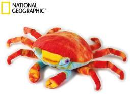 Ulysse 770803 Sally Lightfoot Crab National Geographic Plüsch