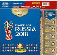 FIFA World Cup Russia 2018 Sticker-Starterset