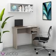 VICCO 'Colin' Schreibtisch, Sonoma/Eiche