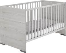 Schardt 'Pixie Grey' Kombi-Kinderbett 70x140 cm, grau