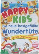 Wundertüte - Happy Kids - für Mädchen, 1 Stück, zufällige Auswahl, keine Vorauswahl möglich