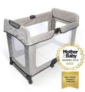 A little bit brilliant SC-alfa-biscuit Spacecot, beige
