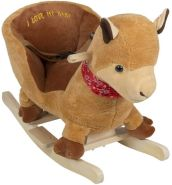 BabyGo Schaukelpferd Schaukeltier Lama