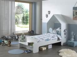 Vipack 'Casami' Hausbett 90 x 200 cm inkl. Lattenrost