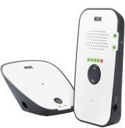 NUK 'Eco Control 500' Babyphone, Eco-Mode, 18 h Laufzeit, 250 m Reichweite
