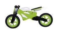 Lauflernrad Superbike, grün
