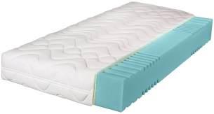 Wolkenwunder Komfort Komfortschaummatratze 200x200 cm, H2 | H3 Partnermatratze