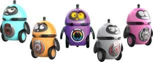 Silverlit 'FOLLOW ME DROID' SINGLE PACK SORT. - 1 Roboter, Farbauswahl erfolgt zufällig