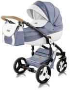 Milu Kids Kombikinderwagen 3in1 Starlet Plus blau