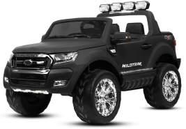 Lizenz Kinder Elektro Ford Ranger Allrad 4x 45W 12V Bluetooth 2. 4G RC Matt lackiert