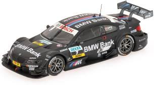 BMW M3 DTM - ´BMW BANK´ - BMW TEAM SCHNITZER - BRUNO SPENGLER - DTM 2012