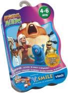 VTech - Cartouche de jeu V. Smile Monstres Contre Aliens - 90165